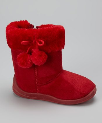 Red Cutie Jr. Boot