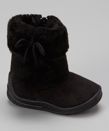 Black Cutie Baby Boot