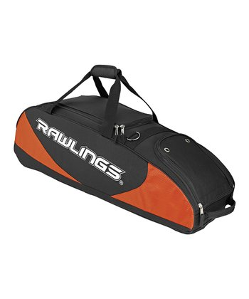 Orange Player Preferred Wheeled Bag