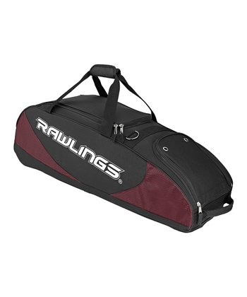 Maroon Player Preferred Wheeled Bag