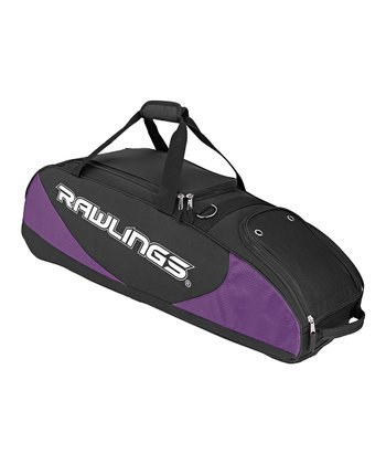 Purple Player Preferred Wheeled Bag