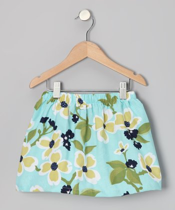 Blue Lake Skirt - Toddler & Girls