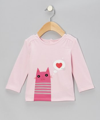 Rose Cat Tee - Infant