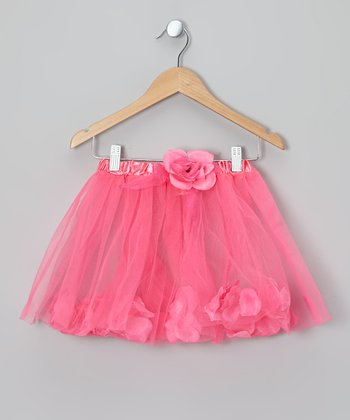 Pink Posh Petal Tutu - Toddler & Girls