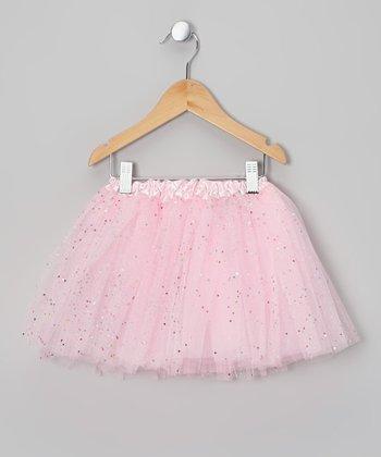 Pink Sparkle Tutu - Toddler & Girls