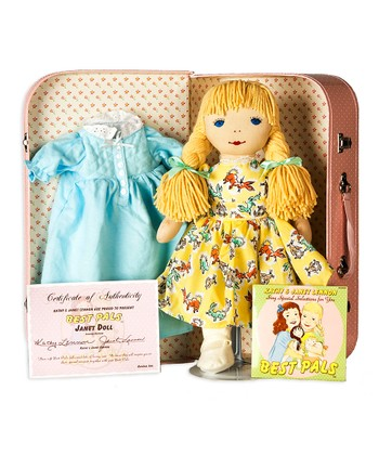 Janet Doll Gift Set