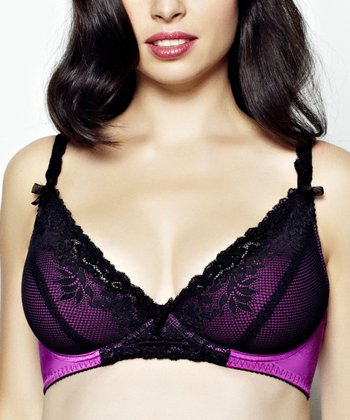 Turkish Delight Underwire Maternity & Nursing Bra - Women & Plus