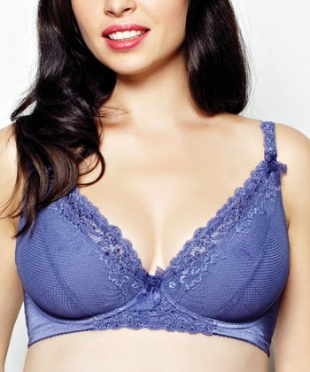 Velvet Delight Underwire Maternity & Nursing Bra - Women & Plus