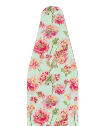 Fashionable Floral Isaac Mizrahi Ironing Board Cover