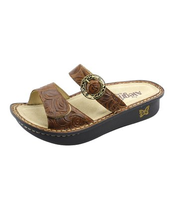 Brown Country Strong Karmen Slide - Women