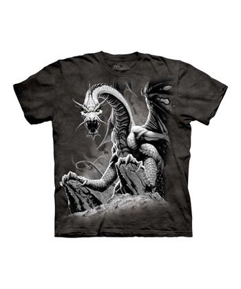 Black Dragon Tee - Toddler & Kids