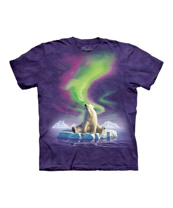 Purple Polar Vision Tee - Toddler & Kids