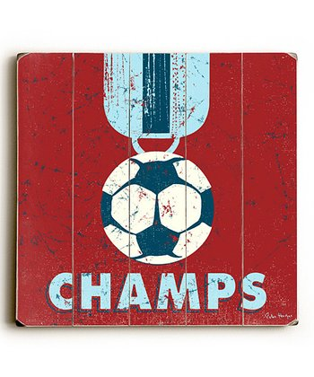 'Champs' Wall Art