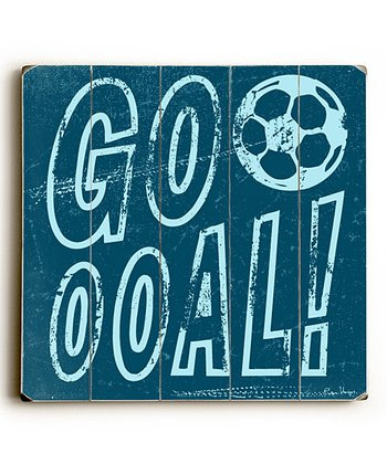 Artehouse Goal Wall Art