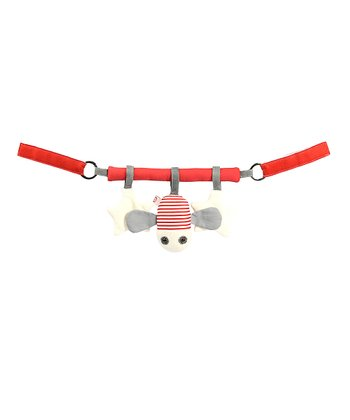 Red Peter Fly Stroller Toy