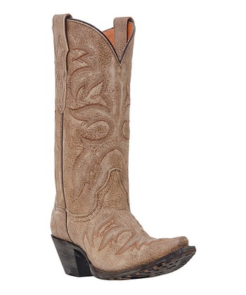 Camel Softee Cowboy Boot - Women