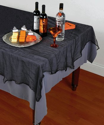 TC BLACK CHEESECLOTH -