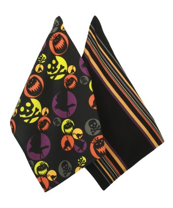 Spooktacular Dish Towel - Set of Two