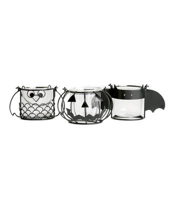 Assorted Halloween Lantern - Set of Six
