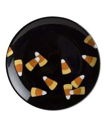 Candy Corn Appetizer Plate