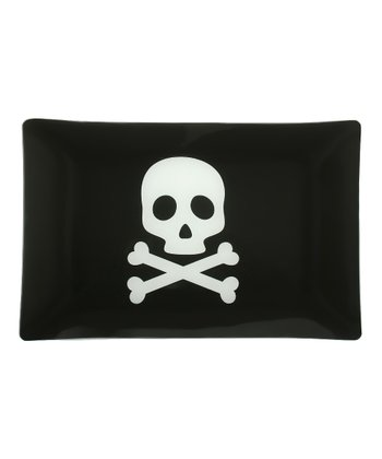 Skull & Bones Rectangular Tray