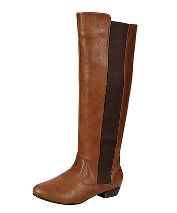 Chestnut Dita Boot