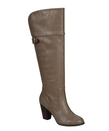 Taupe Sharpay Boot