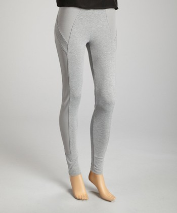 Heather Ash Pants