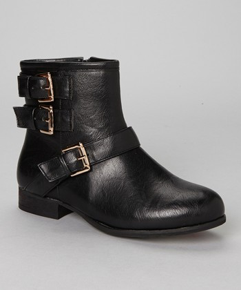 Black Ardie-4 Ankle Boot