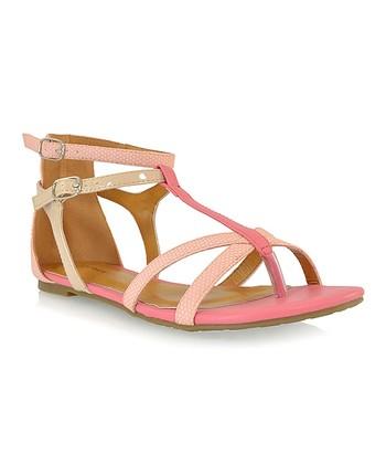 Shoe Republic LA Coral Muubaa Sandal
