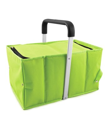 Green Accordion Cooling Carrier