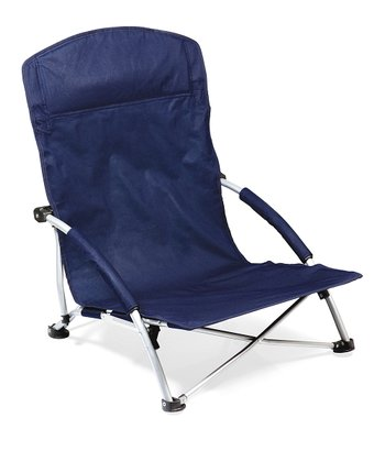 Navy Tranquility Beach Chair