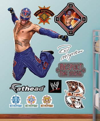 Rey Mysterio Wall Decals