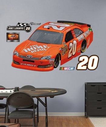 Joey Logano #20 Car Wall Decal Set