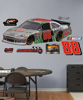 Fathead Dale Earnhardt Jr. #88 Car Wall Decal Set