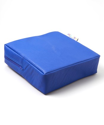 Blue Square Vibrating Pillow