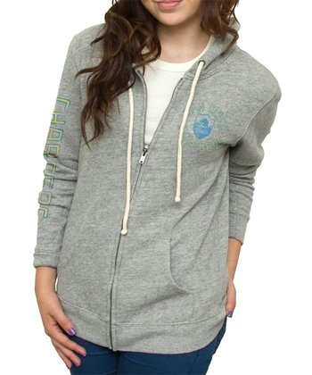 Heather San Diego Chargers Hoodie - Women