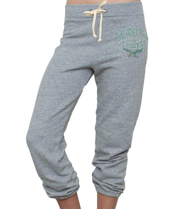 Heather Philadelphia Eagles Sweatpants - Women