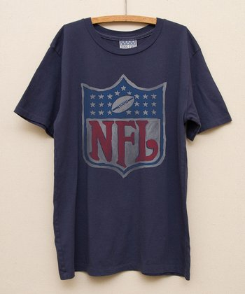 Navy NFL Logo Tee - Toddler