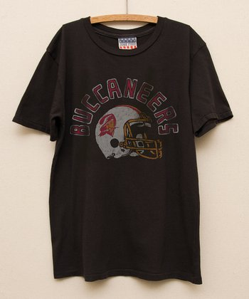 Black Tampa Bay Buccaneers Tee - Toddler & Kids