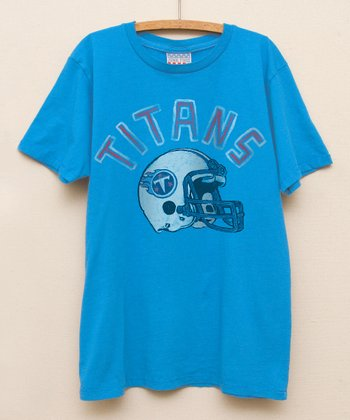 Turquoise Tennessee Titans Tee - Toddler & Kids