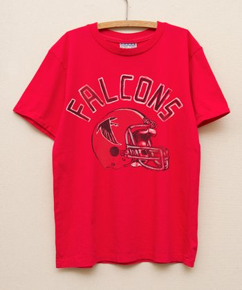 Red Atlanta Falcons Tee - Toddler & Kids