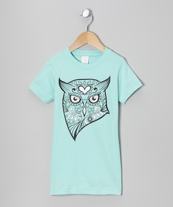 Chill Sugar Owl Tee - Infant, Toddler & Girls