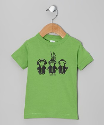 Apple Monkeys Tee - Infant, Toddler & Boys