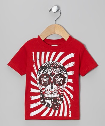Red Sugar Stones Tee - Infant, Toddler & Boys