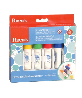Draw & Splash Markers