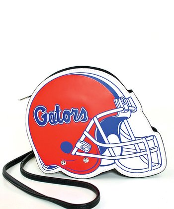 Florida Gators Football Helmet Shoulder Bag