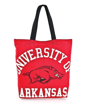 Arkansas Razorbacks Tote