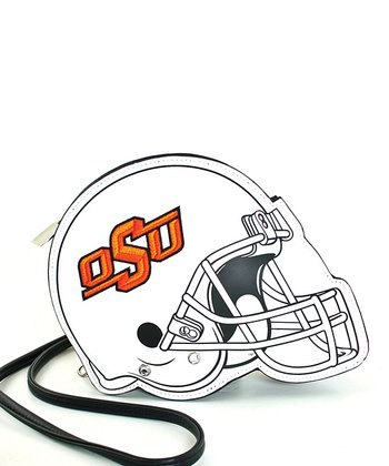 Oklahoma State Cowboys Football Helmet Shoulder Bag
