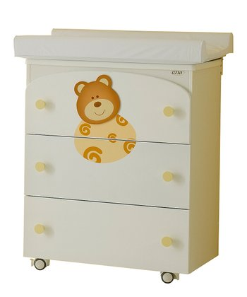Yoghy Baby Bath Changing Table